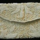 Beaded Clutch Purse Made in Germany  M5
