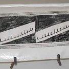 "Bread  Plate Hotsherds ""Tularosa"" BT-18     N1"