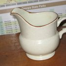 Hearthside Floral Expressions Creamer  B09