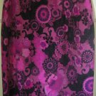 CASUAL CORNER Pink Above-Knee FLORAL PRINT Skirt size M