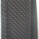 LIZ CLAIBORNE Long Black PRINT Skirt size 10