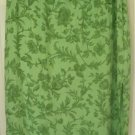 SAG HARBOR Long Green FLORAL PRINT Skirt size 14 *NWT*