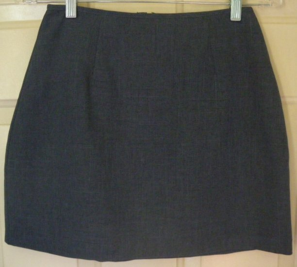 XOXO Blue Mid-Thigh Skirt size 7