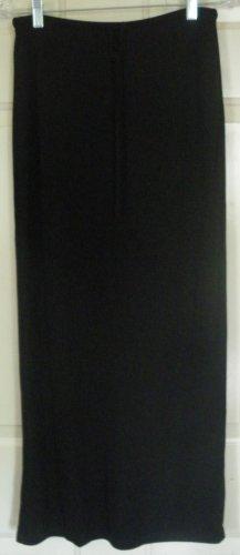 GAP Long Black PENCIL Skirt size S *NWT*