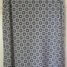 NEWPORT Black & White Knee-Length STRETCH PRINT Skirt size S