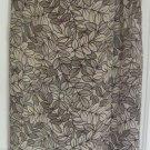 ANN TAYLOR Long Tan WRAP Print Skirt size 4