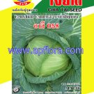 Apichaya Flora Vegetable seeds Cabbage-Ali 058