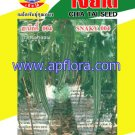 Apichaya Flora Vegetable seeds Loofah Snaky004