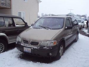 Pontiac Montana Minivan Loaded!