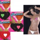 Heart Shaped Reusable Pasties Set of 2