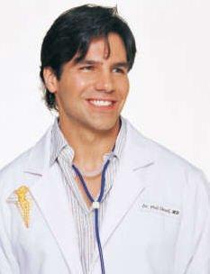 Doctor's Coat with Stethoscope Costume