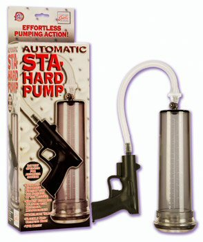 Sta Hard - Automatic Penis Pump