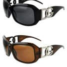 2 DG Eyewear1 Black 1 Brown  Sunglasses +2 Free Bags
