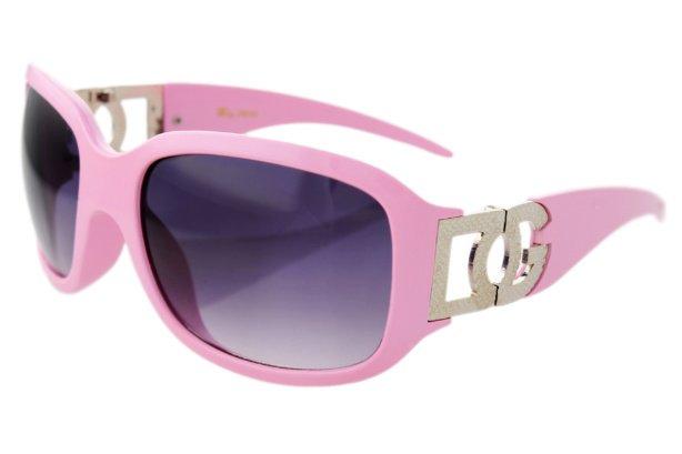 DG Eyewear Rare Pink JE04262K Sunglasses NWT!