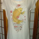 Tattoo Artist Tees Low Brow Art Just in Koi TEE Awesome!