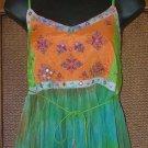 Funkiest Eastern Boho Shisha Tie Dye Baby Doll S