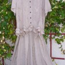 Desert Sands Gypsy Dancer Set Jaggedy Ruffley Oversize Small