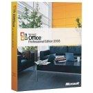 Microsoft Office 2003 Professional Edition