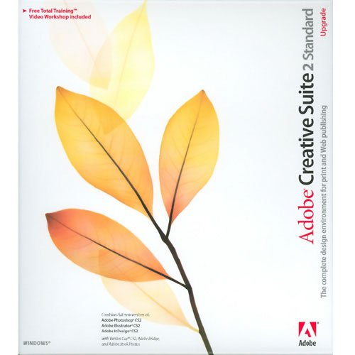 Adobe Creative Suites Standard 2.0