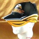 Feel the Wind eagle MOTORCYCLE BASEBALL CAP HAT BLK ADJ