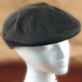 VENTED POLYMESH IVY DRIVER GOLF HAT CAP CABBY OLIVE XL