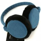 Winter Fuzzy Ski Earmuff Ear Warmer Adjustable Teal
