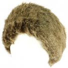 Soft as Mink? Winter Faux Fake Fur Headwrap Headband Ski Bunny Elastic Natural