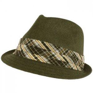 Vented Summer Light Stingy Fedora Trilby Hat Black L/XL
