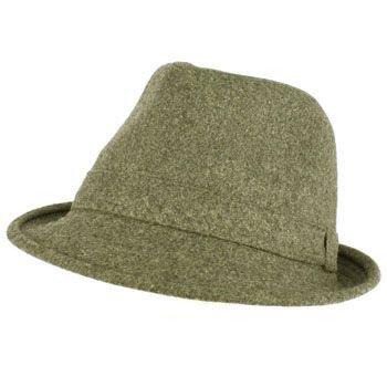 Men's Winter Classic Wool Solid Fedora Trilby Gangster Mob Cap Hat Gray L/XL