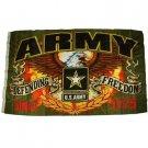 U.S. Army Defending Freedom Since 1775 American Eagle Big Flag Pole Flag 3'x 5'