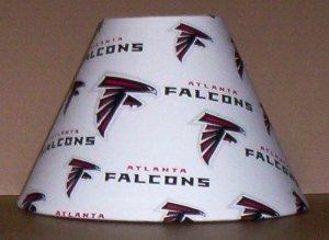 Atlanta Falcon's Fabric Lamp Shade lampshade NFL SPORTS FOOTBALL TABLE DESK
