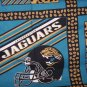 Jacksonville Jaguars Fabric Pillow Panels or Wall Hangings