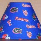 Florida Gators Fabric Lampshade lamp shade University of Florida NCAA