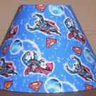 SUPERMAN SUPER HERO Fabric Lampshade Lamp Shade 6459