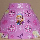 Disney Frozen Anna fabric Lamp Shade Lampshade Elsa