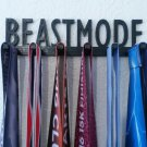 Beastmode Marathon Medal Display Medal Rack Medal Holder Running Medal Hanger