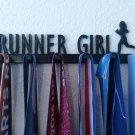 Runner Girl Running Marathon Sports Medal Display Medal Rack Medal Holder Medal Hanger