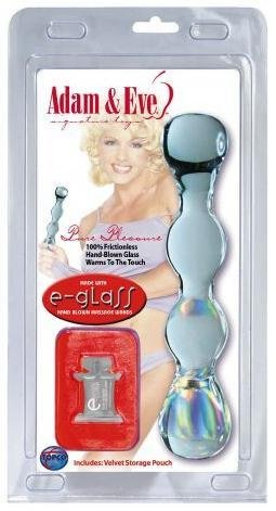 E-Glass Pure Pleasure     ON SALE NOW!!!