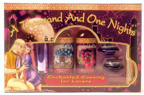 1001 Nights Enchanted Evening Kit For Lovers