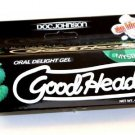 Good Head Oral Sex Gel: Mystical Mint 4 oz.