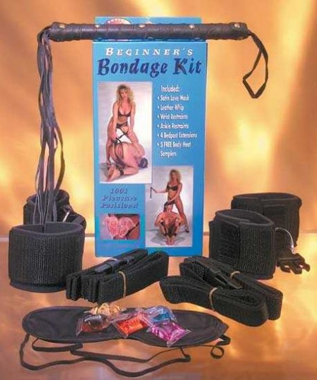 Beginners Bondage Kit