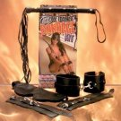 Deluxe leather bondage kit