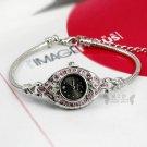 Fashion Elegant Silver Watch Chain YL009795