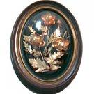 Framed Decorative Floral