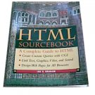 The HTML Sourcebook: A Complete Guide to HTML.