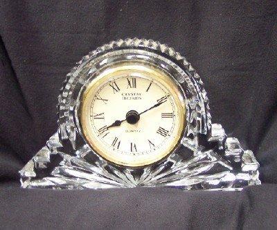 Crystal Legends Clock Quartz