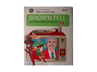 General Electric's Show'n Tell Record - Captain Kangaroo Show
