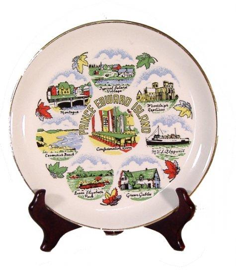 Prince Edward Island Plate
