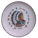 Indian Head Plate