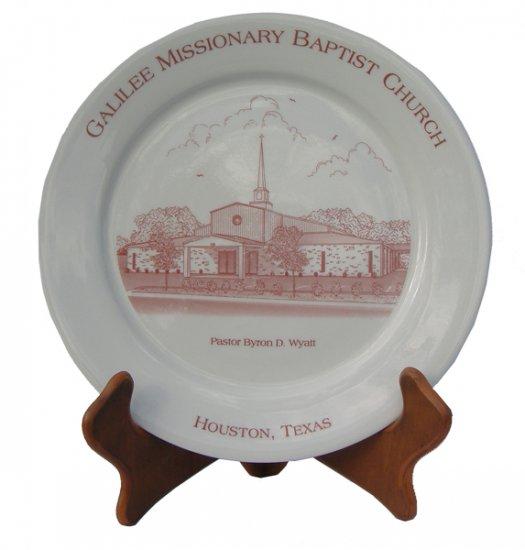 Galilee Missionary Baptist Church Plate